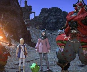 Final Fantasy XIV: A Realm Reborn Chat
