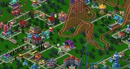 RollerCoaster Tycoon 4 Mobile screenshots