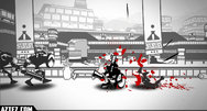 Aztez is a black-and-white brawler for PC and consoles