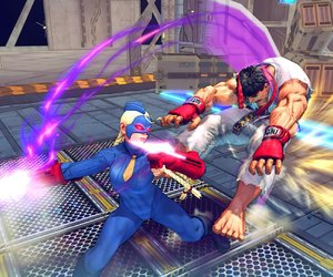 Ultra Street Fighter IV Chat