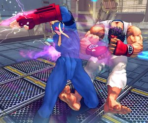 Ultra Street Fighter IV Screenshots