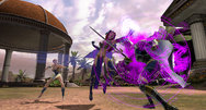 DC Universe Online 'Amazon Fury' screenshots