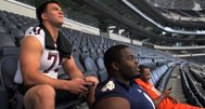 'PlayStation Path to Greatness' series follows NFL draft prospects