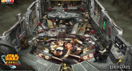 Star Wars Pinball 'Heroes Within' tables