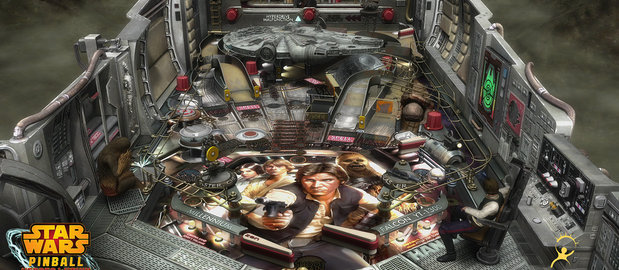 Star Wars Pinball News
