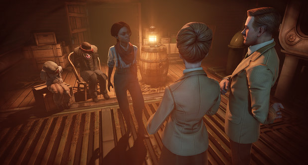 BioShock Infinite Burial At Sea Ep 2 screenshots