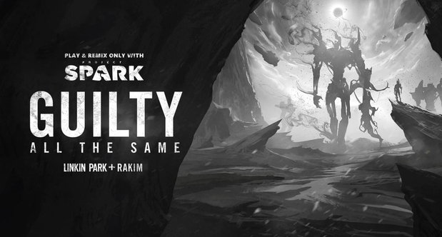 Project Spark: Guilty All the Same (Linkin Park)