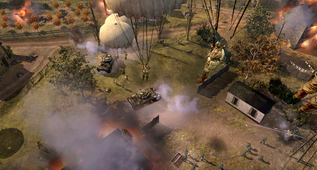 Company of Heroes 2: The Western Front Armies screenshots