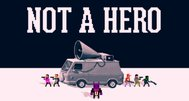 Not a Hero is next game from OlliOlli dev, coming to PC, PS4, and Xbox One