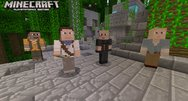 Minecraft for PS3 adds Uncharted & Killzone skins