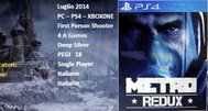 Metro: Redux coming to PS4, Xbox One & PC [Updated]