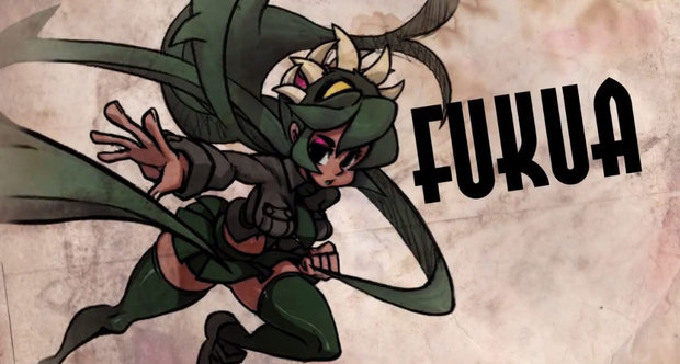 Skullgirls Fukua screenshot