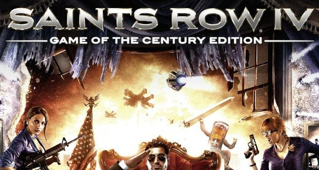 Saints Row 4 Game of the Century