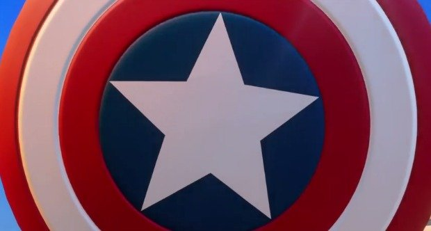 Disney Infinity teaser Captain America shield