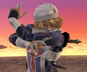 Super Smash Bros. for Nintendo 3DS Chat