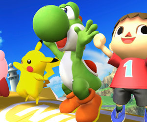 Super Smash Bros. for Nintendo 3DS Screenshots