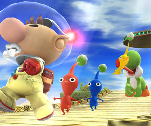 Super Smash Bros. for Wii U Screenshots