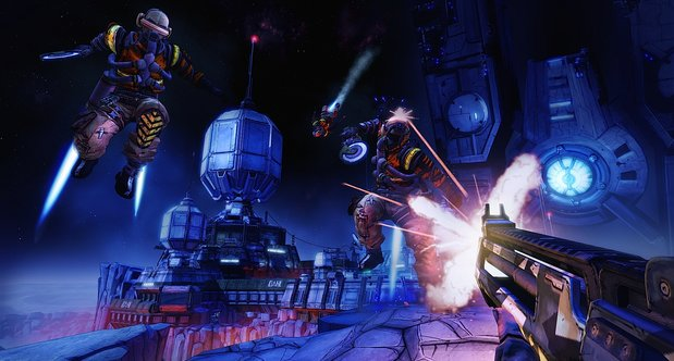 Borderlands: The Pre-Sequel screenshots