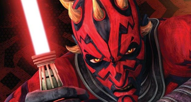 Darth Maul close-up