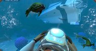 Subnautica screenshots show off Natural Selection dev's underwater explorer