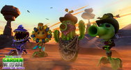 Plants vs Zombies: Garden Warfare level cap increased to 30 with free DLC