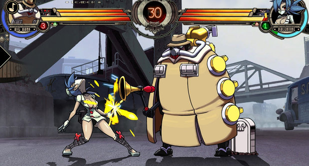 Skullgirls Big Band screenshots
