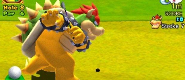 Mario Golf: World Tour News