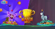 Peggle 2 'Windy the Fairy' screenshot