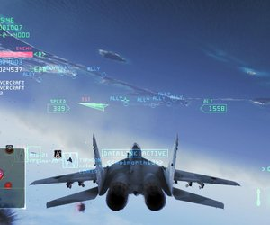 Ace Combat Infinity Videos