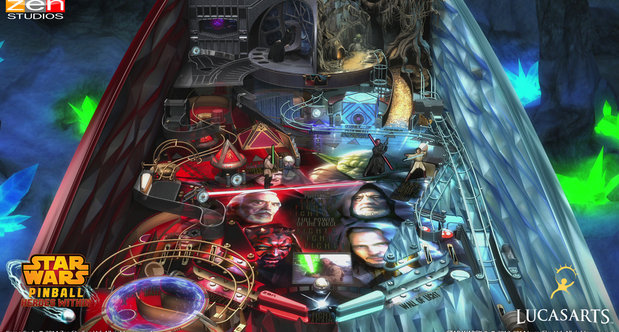 Star Wars Pinball: Masters of the Force