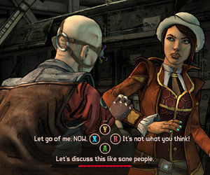 Tales from the Borderlands: A Telltale Games Series Files