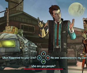 Tales from the Borderlands: A Telltale Games Series Chat
