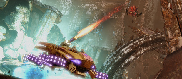 Transformers: Rise of the Dark Spark News