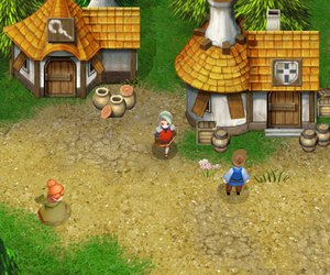 Final Fantasy III Chat