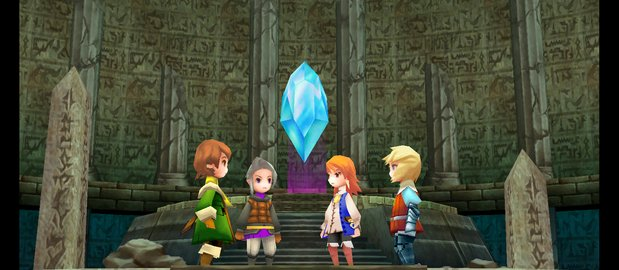 Final Fantasy III News