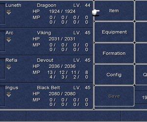 Final Fantasy III Files
