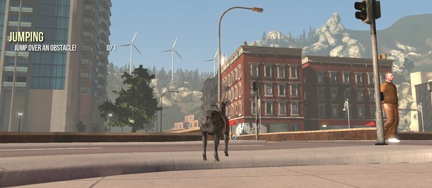 Goat Simulator News