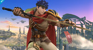 Super Smash Bros Wii U Ike screenshots