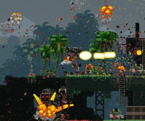 Broforce Files