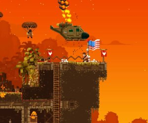 Broforce Chat