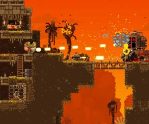 Broforce Screenshots