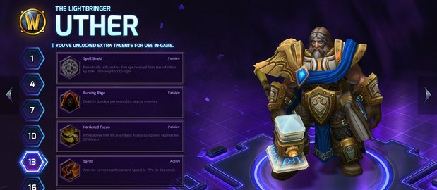 Heroes of the Storm News