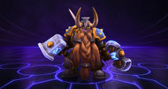 Heroes of the Storm spotlights Warcraft's Muradin