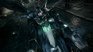 Batman: Arkham Knight: seen at E3 2014