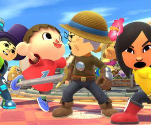 Super Smash Bros. for Nintendo 3DS Screenshots