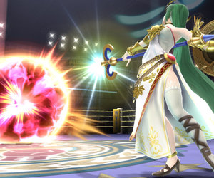 Super Smash Bros. for Wii U Chat