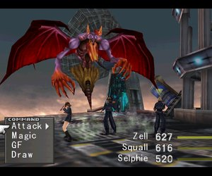 Final Fantasy VIII Chat