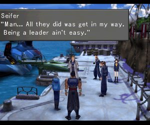 Final Fantasy VIII Screenshots