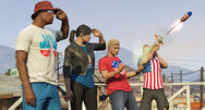 GTA Online 'Independence Day' update