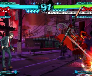 Persona 4 Arena Ultimax Videos